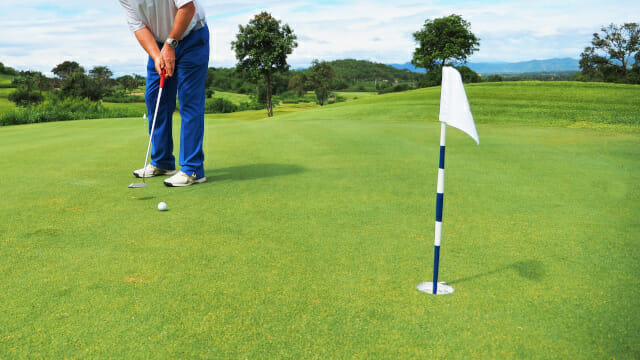 putting-on-the-green